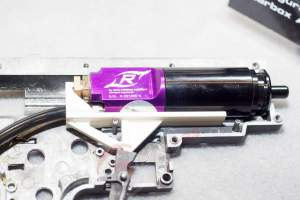 Reaper M in V2 Gearbox 1