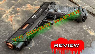 Title TTI Combat Master Review