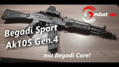 Begadi Sport AK105